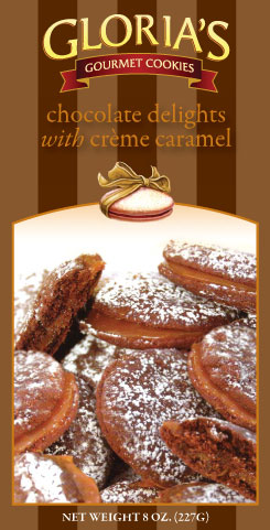 Chocolate Delight with Cr�me Caramel