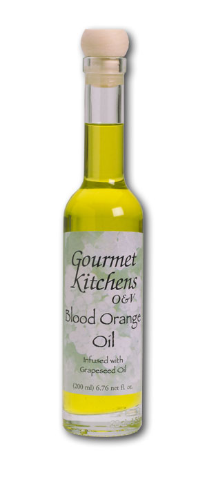 Blood Orange Oil